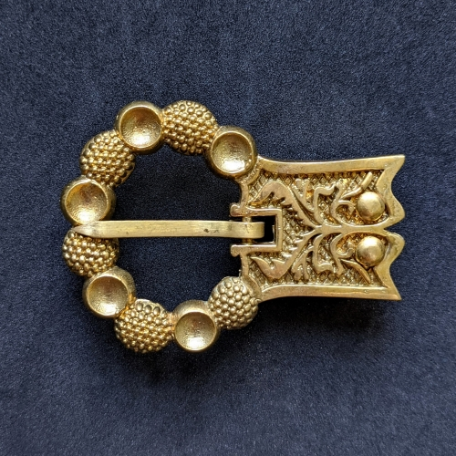 Medieval buckle, England E21