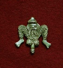 m68 Medieval carnival badge