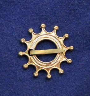 Ring brooch ra27
