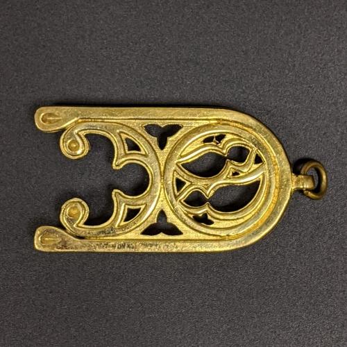 Medieval belt strapend, Western Europe EX73
