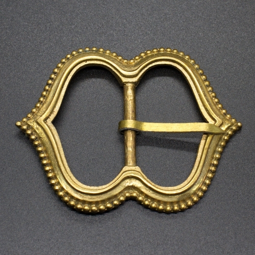 Medieval buckle, Western Europe E20