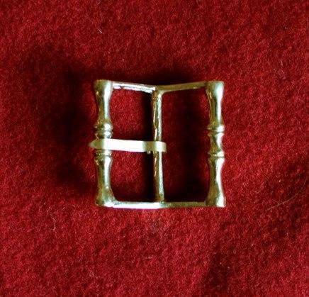 Medieval buckle, England E03-B