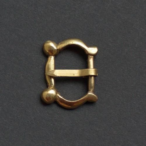 Medieval buckle, England E10-1