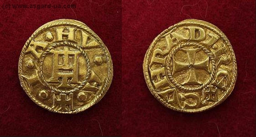 Genoa silver coin - Grosso