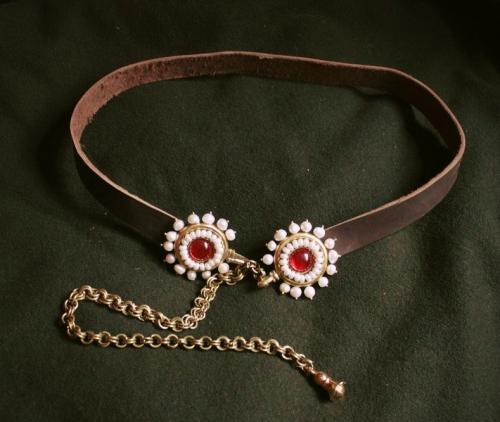 Medieval  belt for woman EBD11