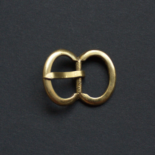 Medieval buckle, England E16-1