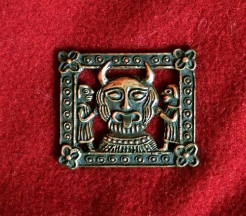 m92 Medieval carnival badge