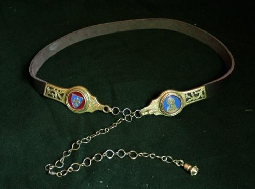 Medieval belt for woman EBD12