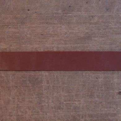 Leather Straps: Mid Brown - up to 30mm by ArmourAndCastings