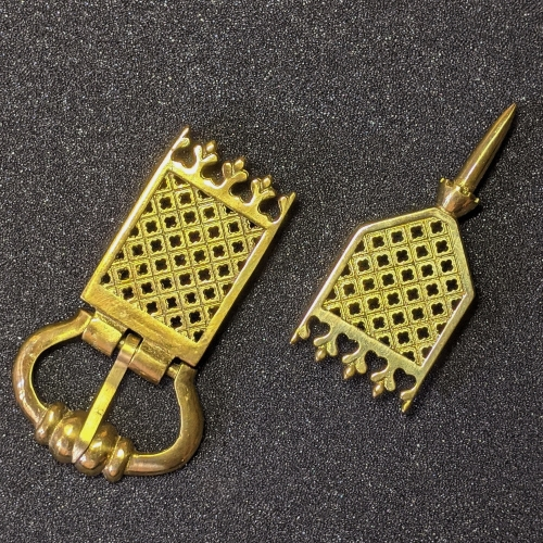 Medieval belt set, Italy, 15c
