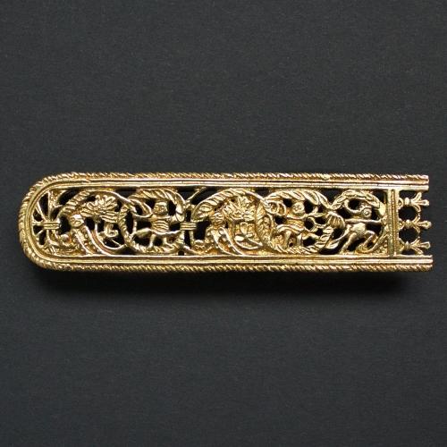 Medieval belt strapend, Sweden EX56