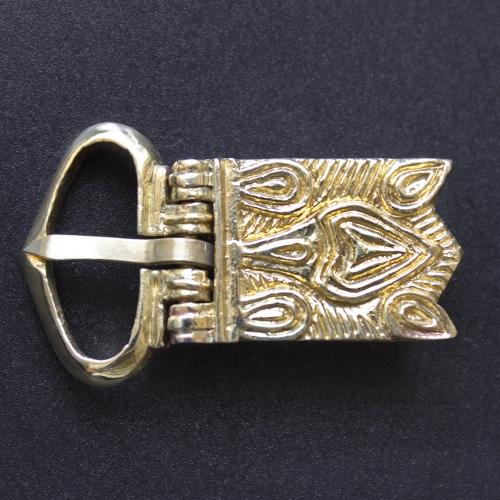 SR01 Khazarian buckle by ArmourAndCastings