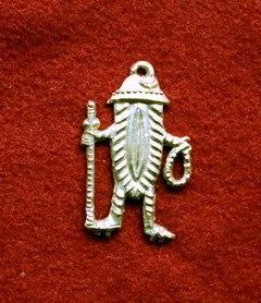 m64 Medieval carnival badge