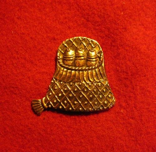 M29 Medieval carnival badge