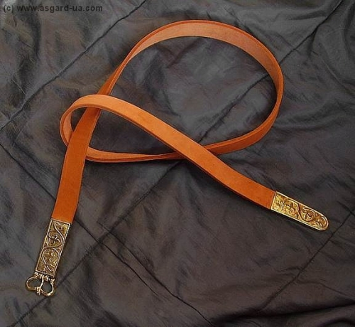 Medieval Belt from Budapest EBS11 by ArmourAndCastings