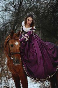 Renaissance Dress 15th Century Italian Venetian Costume