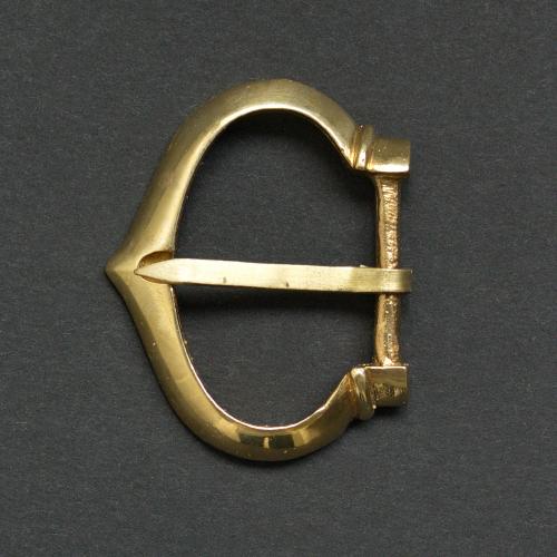 Medieval buckle, England E02-3