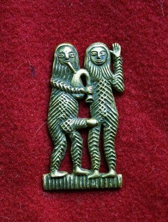 m91 Medieval carnival badge