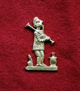 m63 Medieval carnival badge