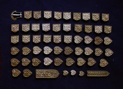 Belt Set  from Chernigov