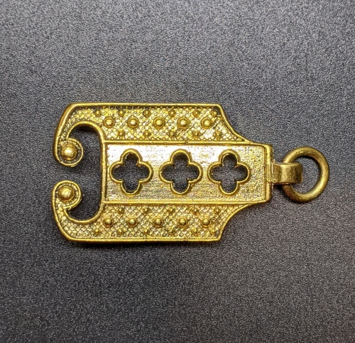 Medieval belt strapend, England EX24