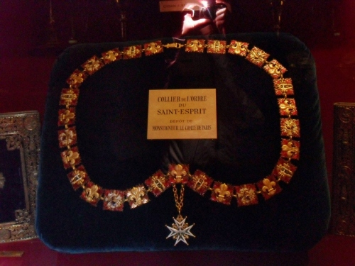 Preorder for the Collar of the Holy Spirit (CHAIN ONLY)