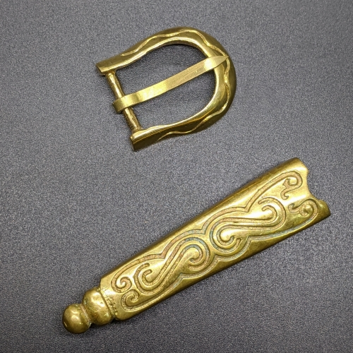 Small Rus belt set, Novgorod, 13-14 c.
