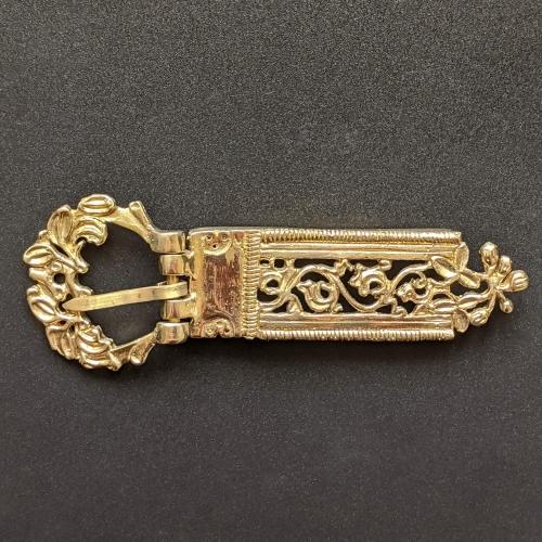 Medieval buckle with mount, Germany EK57