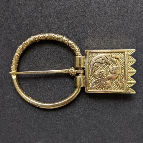 Medieval buckle, France EK-EX30