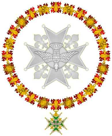 Pre-order for the Star of the Order of the Holy Spirit (STAR ONLY)