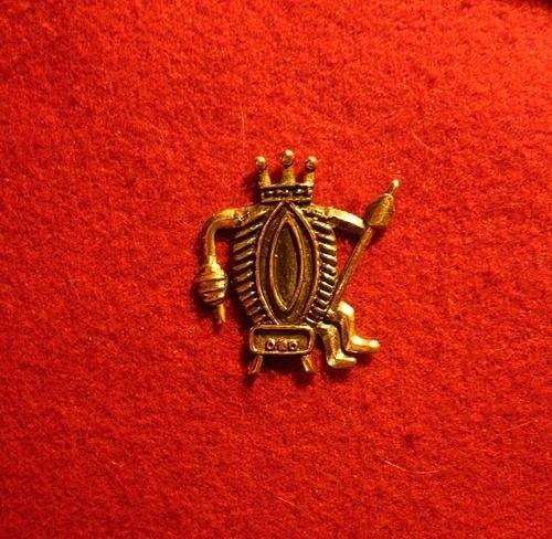 M25 Medieval carnival badge