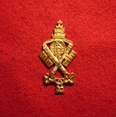"M36 ""Kingdom of Heaven"" Badge"