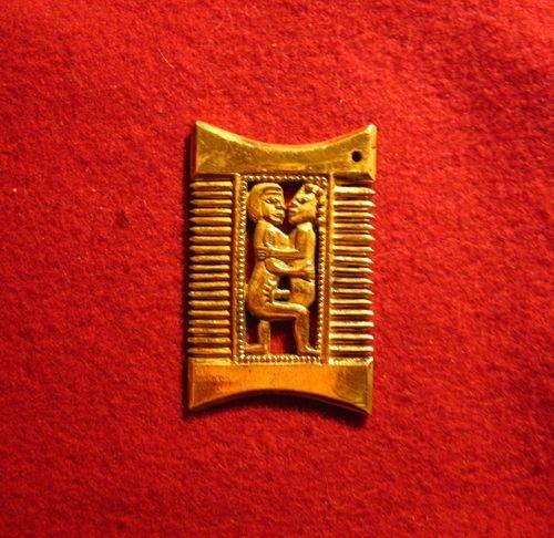 M20 Medieval carnival badge