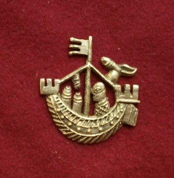 m67 Medieval carnival badge