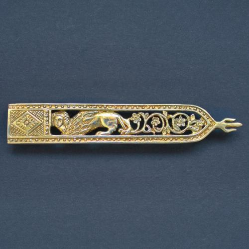 Medieval belt strapend, France EX60