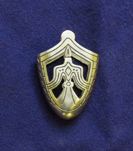 Scabbard Chape Viking 5