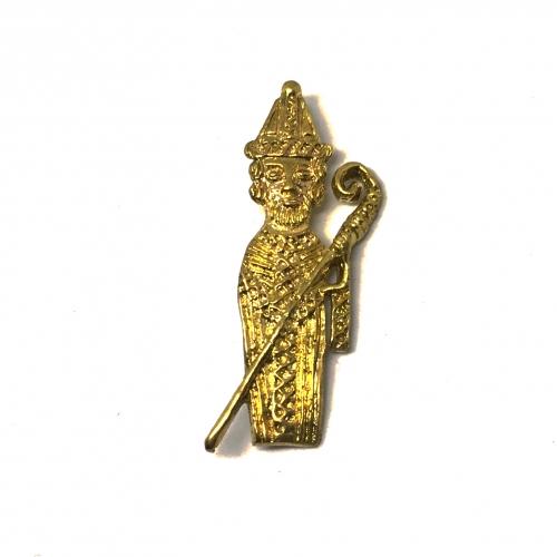 M95 Medieval piligrim badge