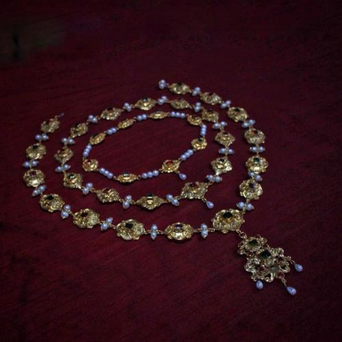 Eleonora di Toledo collars set