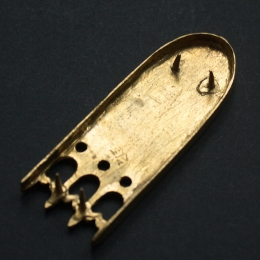 Medieval belt strapend, Sweden EX42