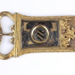 Belt set from Italy, 15th century