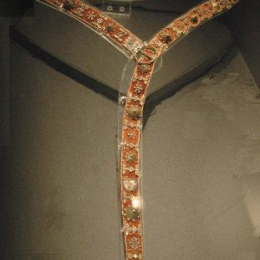 Belt set from the Cluny Museum, France