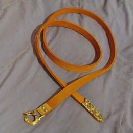 Rus leather belt, 12 c.   RBS01