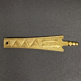 Medieval belt strapend, Poland EX09