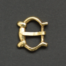 Medieval buckle, England E10-2