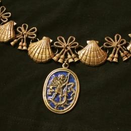 The Order of Saint Michael collar