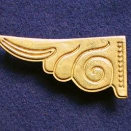 "RT05-2L Shestovitsa 110 tarsoly Flap Mount - ""wing"" (upper left)"