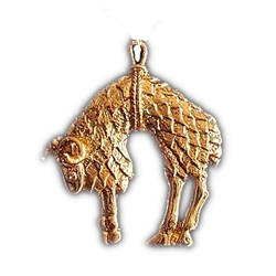 The Order of the Golden Fleece collar pendant