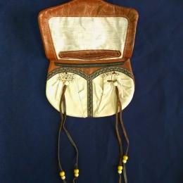 LL06 Medieval belt pouch, Sweden
