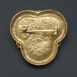 Medieval brooch from Bern
