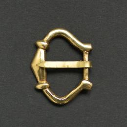 Medieval buckle, England E04-2